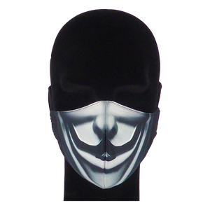 King Cobra Store 100% polyester mouth and face mask protection against dust pollen pollution or airborne covid 19 corona viruses elastic straps comfortable breathing and wearing reusable washable inspired by Anonymous