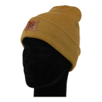 Load image into Gallery viewer, King Cobra Store muts geribbeld rib cuffed beanie wool knit streatchy streachable winter hat unisex adult acrylic acryl polyester regular fit sport ski snowboard fitness Carhartt The North Face Obey Element Herschel