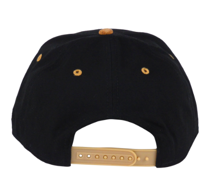 King Cobra Store Snapback Baseball cap Carbon 212 in Twill flat brim flat visor squared visor in cork and black stitched eyelets 6 panel high shape front panel adjustable PVC closure to fit all one size square cork CRBN patch logo