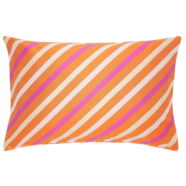 DAGNY Cushion cover #466 Cushion cover Multicolor stripe