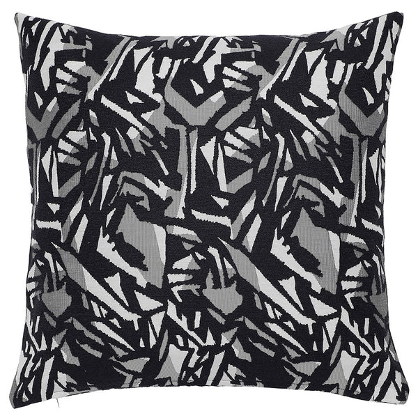 DAGNY Cushion cover #ST7002 Cushion cover Black/Grey