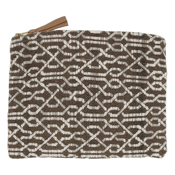 DAGNY Pouch #426 Pouch Mustard/Offwhite