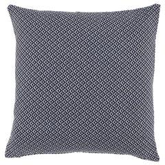 DAGNY Cushion cover #434 Cushion cover Navy/Offwhite