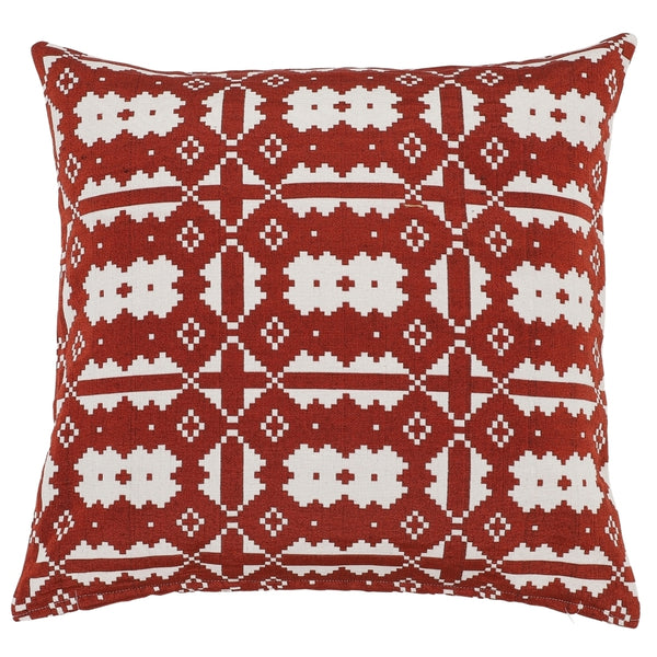 DAGNY Cushion cover #492 Cushion cover Rust/Sand