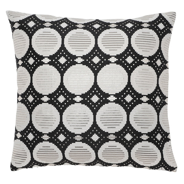 DAGNY Cushion cover #ST7005 Cushion cover Black/Sand