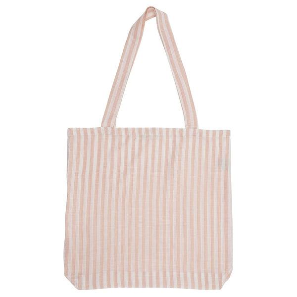 DAGNY Shopper #19075 Bag Rose with stripes