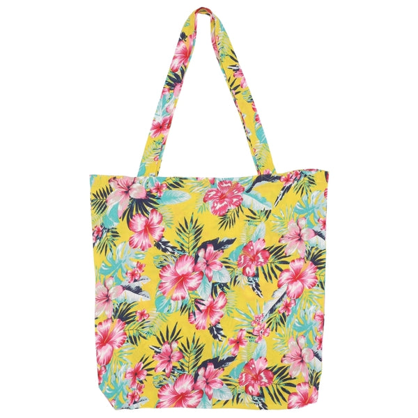 DAGNY Shopper #19127 Bag Flowers