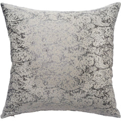 DAGNY Cushion cover #168 Cushion cover Grey/Silver - Shiny
