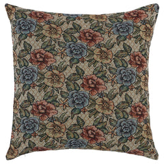 DAGNY #101-531/50 Cushion cover Sand w/flowers