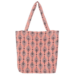 DAGNY Shopper #19122 Bag Rose w/lurex