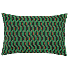 DAGNY #104-550/40 Cushion cover Black/green/orange