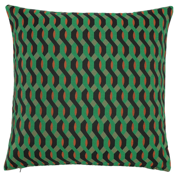 DAGNY #104-550/65 Cushion cover Black/green/orange