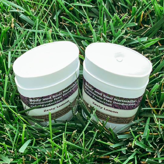 Aluminum Free Deodorant Deal Unisex (Click Box For Scent Options)