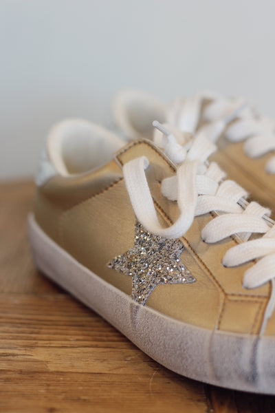 RAFAELA MULTI STAR SNEAKERS