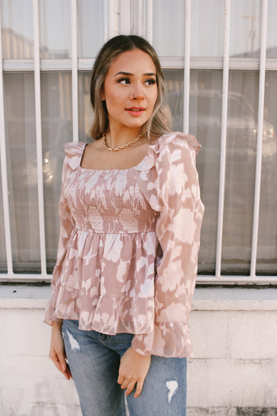 SIMPLY SWEET BLOUSE