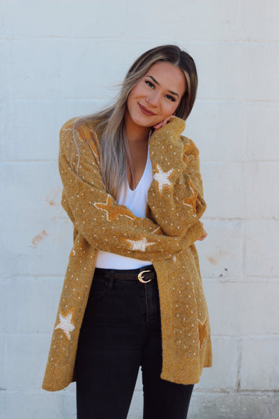 SEEING STARS CARDIGAN
