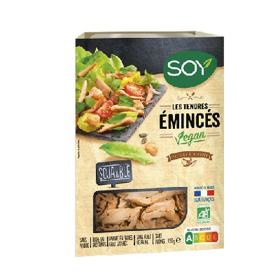 Eminces Vegan Nature 150 G Soy