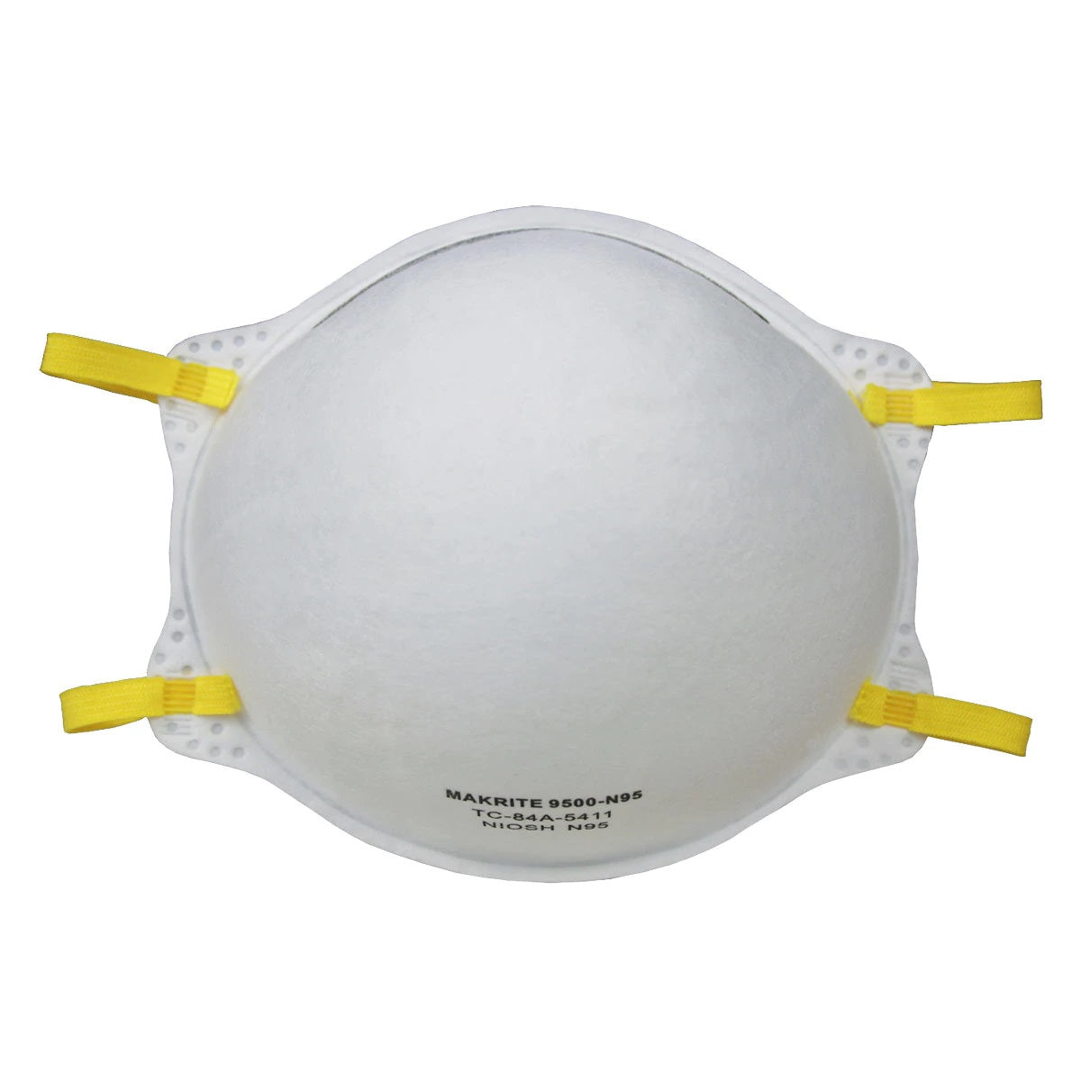 Makrite 9500-N95 Particulate Respirator Mask (5 Pack)