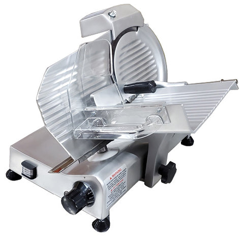 "meat slicer, 9"" blade, made in Italy, in-store P.U. only"