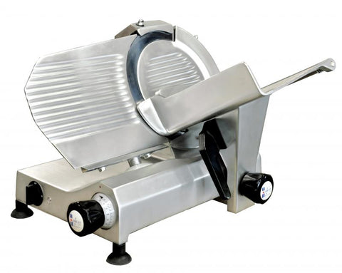 "meat slicer, 10"" blade, made in Italy, in-store P.U. only"