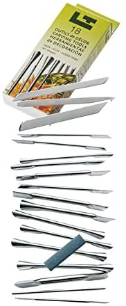 vegetable carving set, 17 piece, made in France