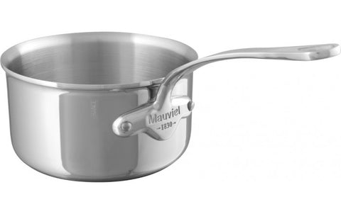 cookware, Mauviel, saucepans 5ply S/S, M'cook