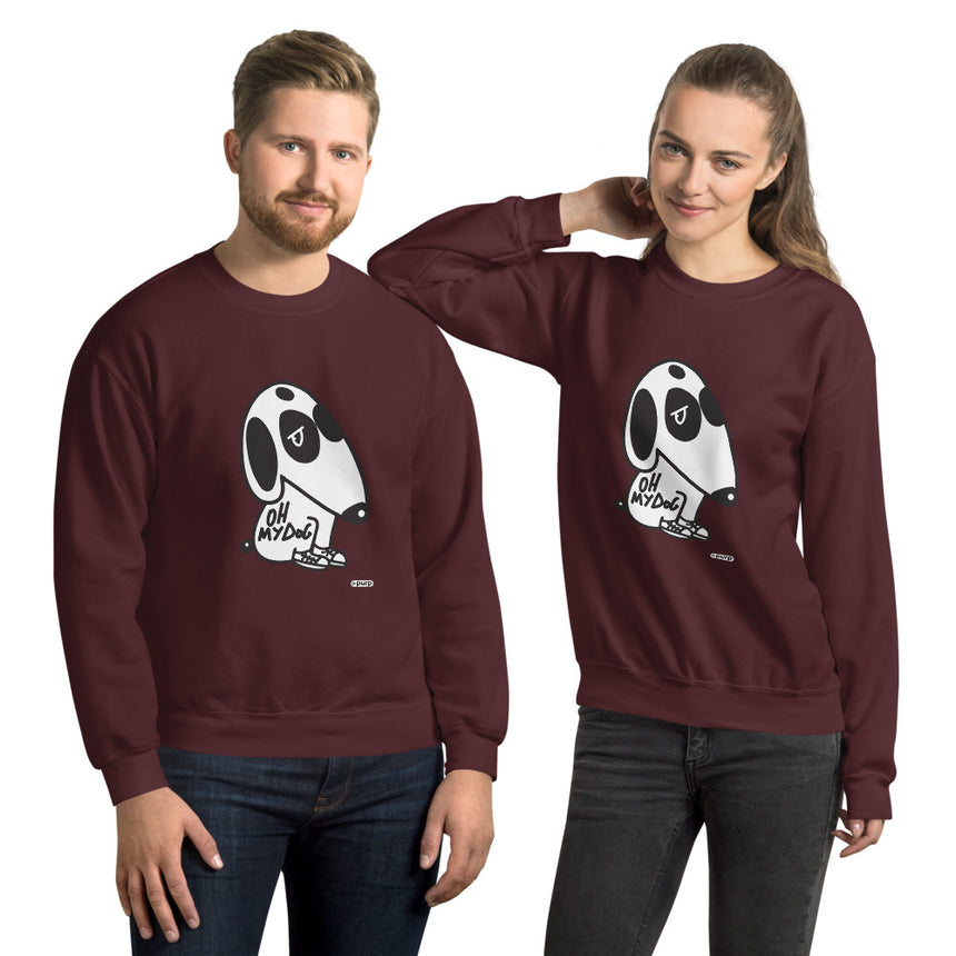 Oh my Dog! Unisex Sweatshirt