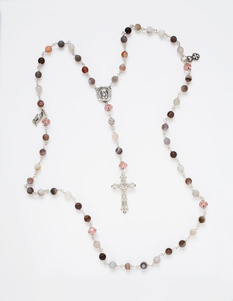 Radiate Your Inner Madonna ♰ 🙏📿 First Communion (Rosary & Mala)
