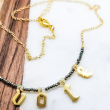 Load image into Gallery viewer, V-O-T-E Necklace (BESTSELLER)