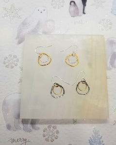 Minimalist elegance (Gold and Silver)