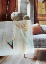 Load image into Gallery viewer, Gemstone Sticks (Amazonite & Labradorite & Lapis)