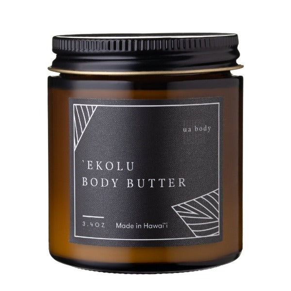 Hawaiian all natural body butter, body cream