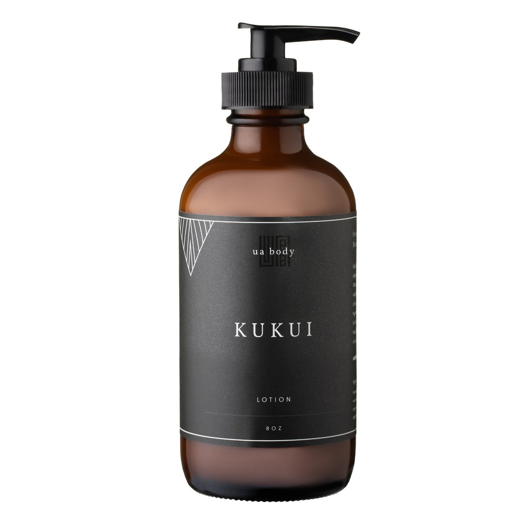 Kukui non-scented lotion
