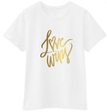 Load image into Gallery viewer, Love Wins Tee