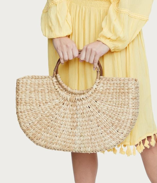 Rylie Woven Tote