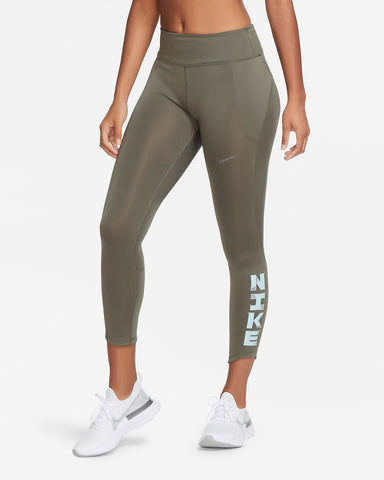 NIKE ICON CLASH FAST WOMENS 7/8 RUNNING TIGHTS