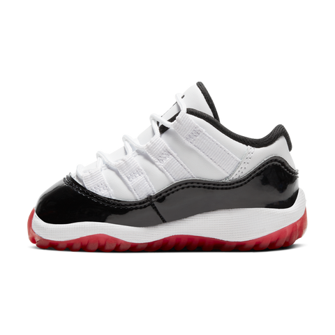 AIR JORDAN 11 RETRO LOW BABY/TODDLER SHOE