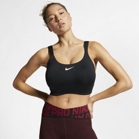 NIKE DRI-FIT BOLD WOMEN'S HIGH-SUPPORT PADDED UNDERWIRE SPORTS BRA (PLUS SIZE)
