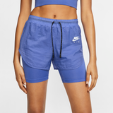 NIKE AIR WOMEN'S 2-IN-1 RUNNING SHORTS