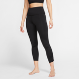 NIKE YOGA WOMENS RUCHED 7/8 TIGHTS