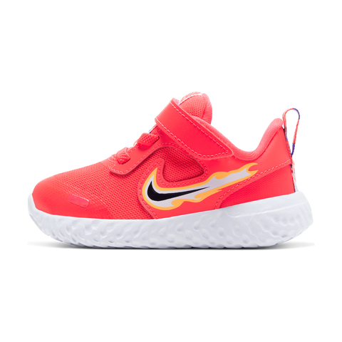 NIKE REVOLUTION 5 FIRE BABY/TODDLER SHOE