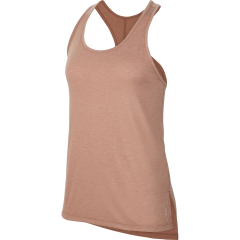 NIKE WOMEN'S YOGA LAYER TANK