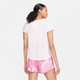 NIKE ICON CLASH WOMENS SHORT-SLEEVE RUNNING TOP