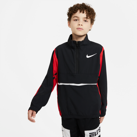 NIKE CROSSOVER BIG KIDS (BOYS) BASKETBALL JACKET