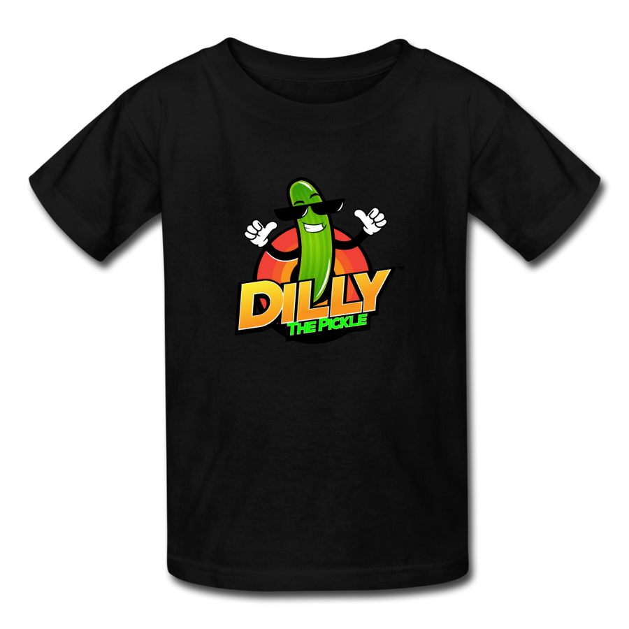 Kids' Dilly Toons 🤩 | Multiple Colors - black
