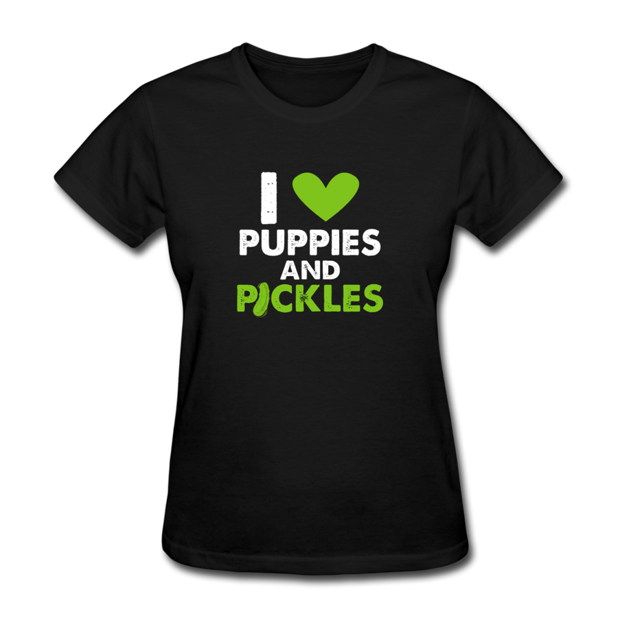 Pickles & 🐶  Multiple Colors - black