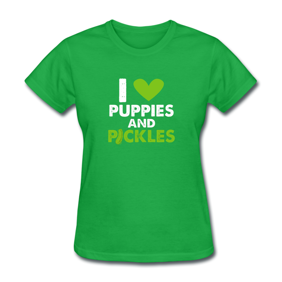 Pickles & 🐶  Multiple Colors - bright green