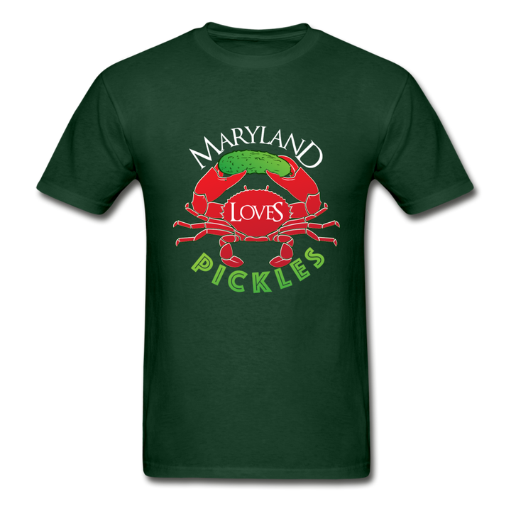 Maryland ❤️'s Pickles | Multiple Colors - forest green