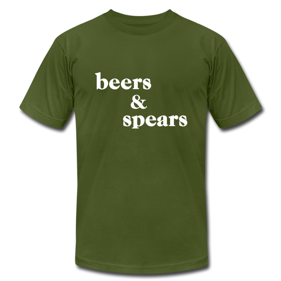 🍻 & Spears | Multiple Colors - olive