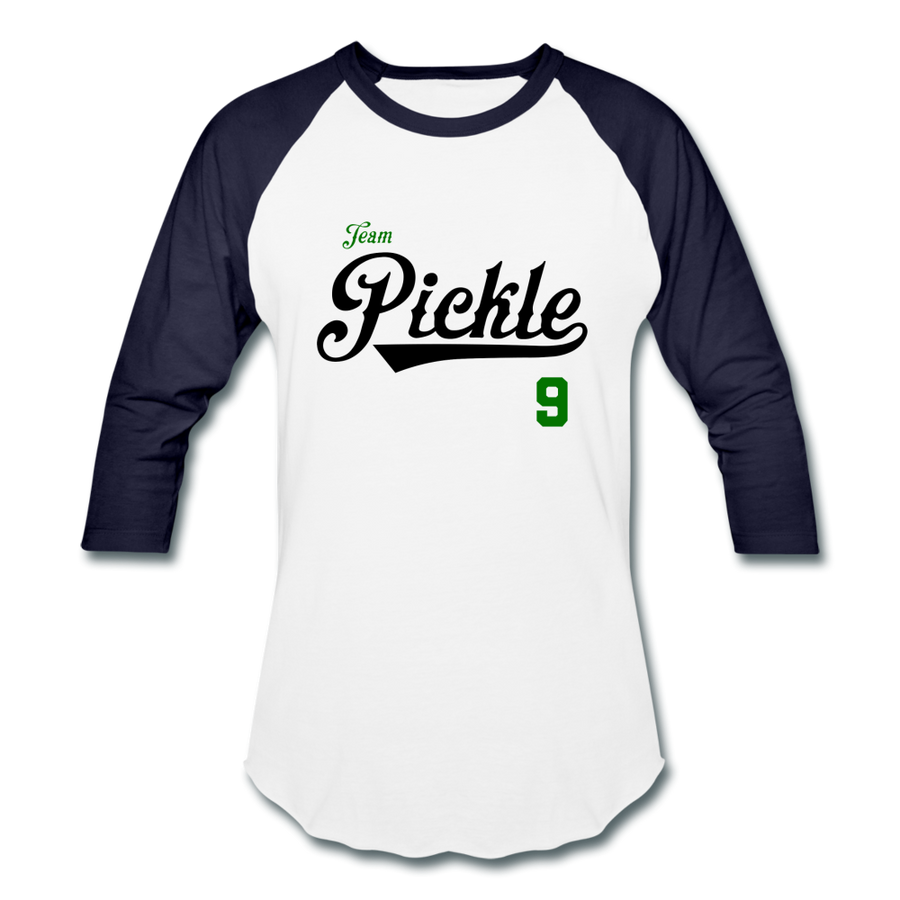 Team Pickle ⚾️ Multiple Colors - white/navy
